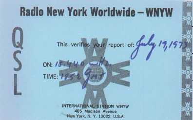 Radio New York Worldwide