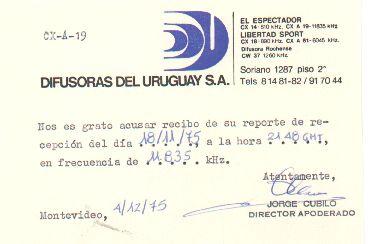 Radio Montevideo
