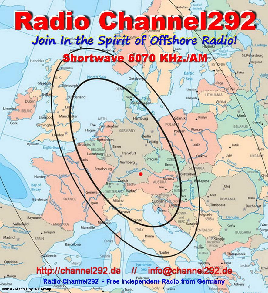 Radio Channel292 - Area